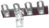 Terminal strip 4 lug